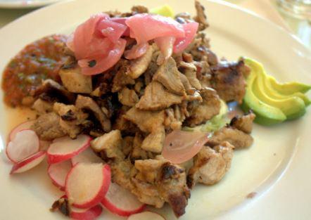 Alimentacion maya Poc Chuc
