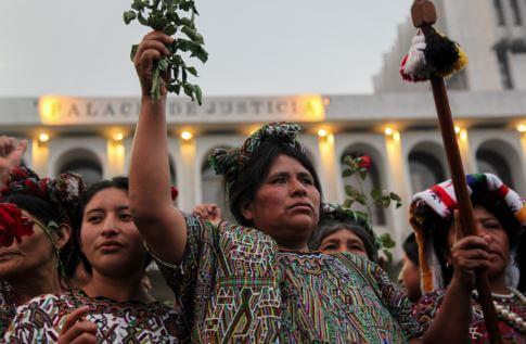 Costumbres mayas en la actualidad