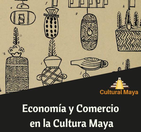 Cultura Maya economia