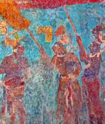 Cultura maya politica