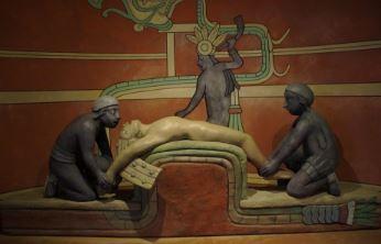Cultura maya actividades economicas