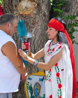 Curación tradicional maya