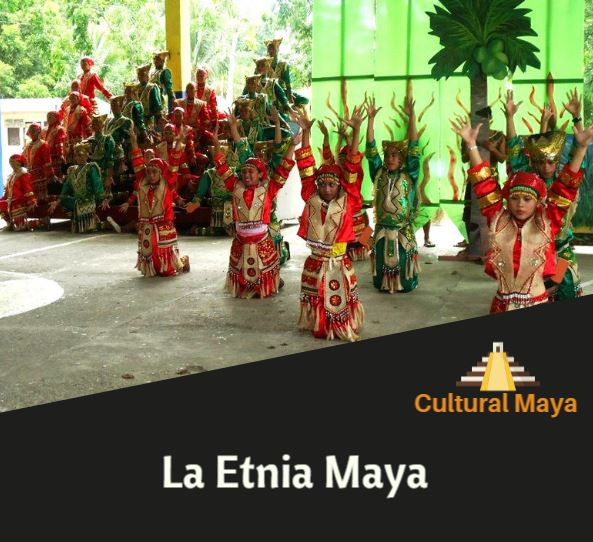 La etnia maya