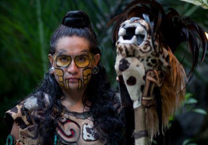 Origen cultura maya