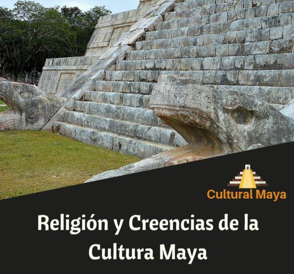 Religion de la cultura maya