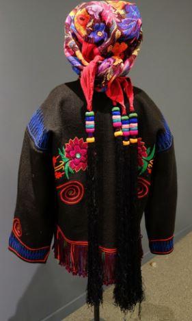 Vestimenta de la cultura maya