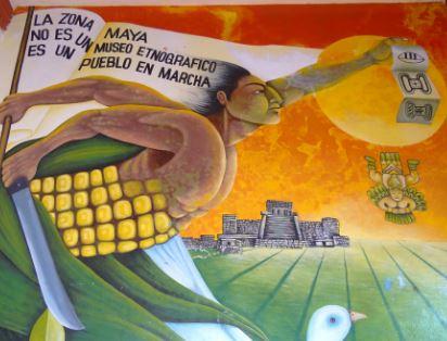 Cultura maya hoy