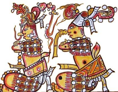 Caracteristicas del calendario maya