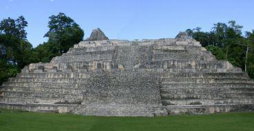 Ciudad Maya de Caracol