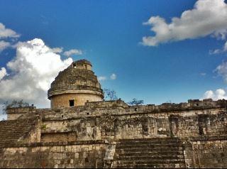 Ciudades y templos mayas