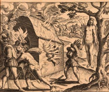 Conquista de los mayas