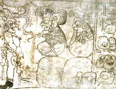 Cultura maya sacrificios
