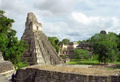 Geografia de los mayas