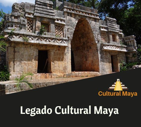 Legado Cultural Maya
