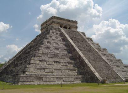 Piramide Maya de Kukulkan