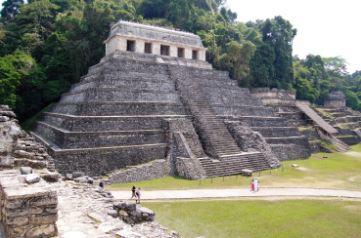 Templo Maya de Palenque