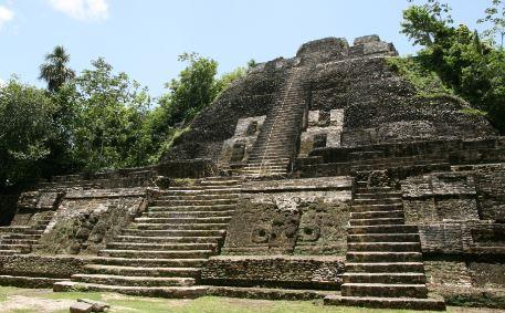 Lamanai Templo maya