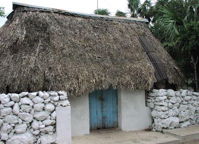 Casas Prehispanicas Mayas