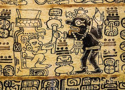 Diferencias aztecas y mayas