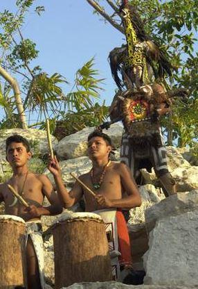 Festividades mayas