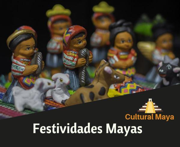Festividades y celebraciones mayas