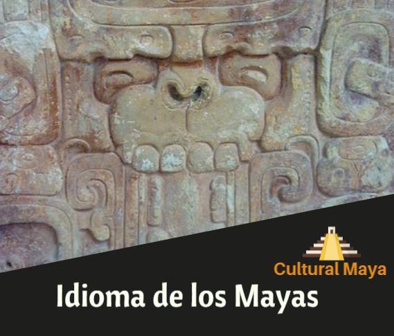 Idioma de los mayas