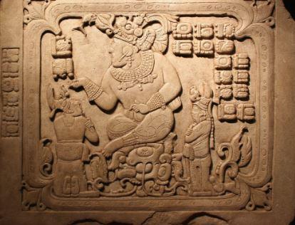 Jeroglificos mayas
