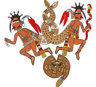 Leyendas mayas cortas